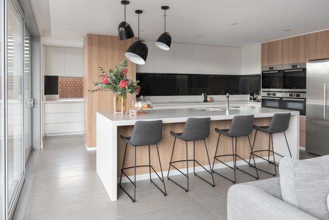 Modern Scandi Inspired Home Scandinavian Kitchen Perth