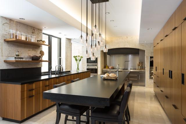 Modern Kitchen by Touzet Studio