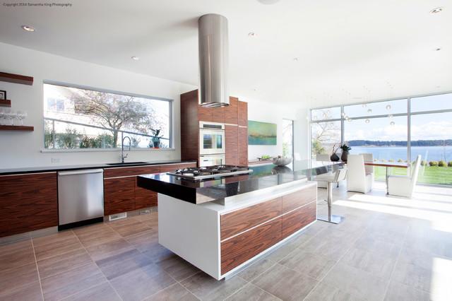 Fine Modern Seaside Kitchen Modern Kitchen Vancouver By Download Free Architecture Designs Embacsunscenecom