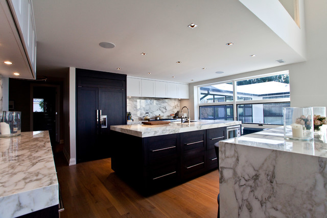 Modern Toronto Home Contemporary Kitchen Toronto By South Park Design