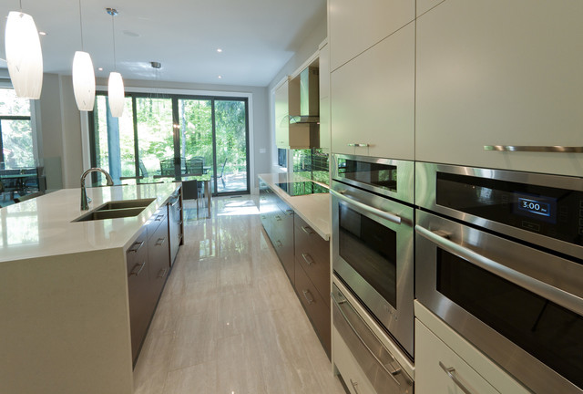 2014 Design Awards Modern Kitchen Toronto By Symphony Kitchens Inc