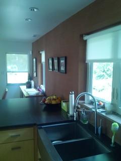 Bathroom Vanities Cincinnati on Renovations   Modern   Kitchen   Cincinnati   By Alpine Construction