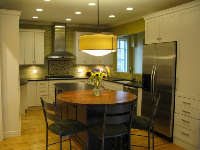 Modern Traditional traditional-kitchen