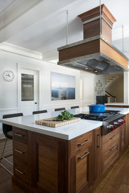 Greenwich Ct Home V Beach Style Kitchen Other By