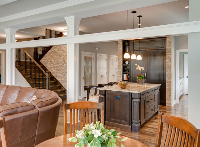 Modern Unity- a Traditional/Craftsman style Home - Craftsman ...