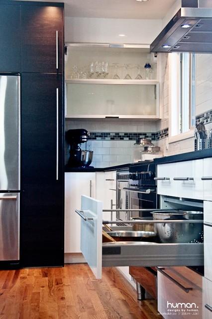 Modern Urban Kitchen modern-kitchen