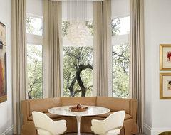 Modern Villa - Breakfast Dining contemporary-kitchen