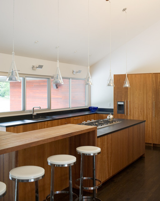 Modern w/ a Side of Ranch modern-kitchen