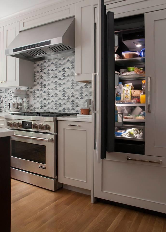 Modern Winchester, MA Kitchen