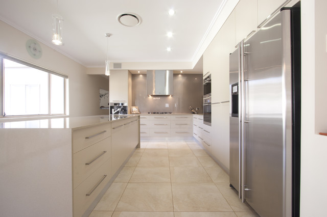 Modern - with all the extras. modern-kitchen