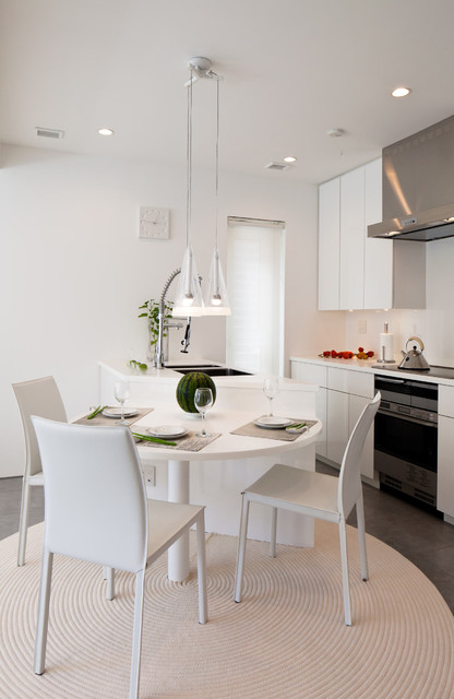 Modern Zen Design House Modern Kitchen Miami By