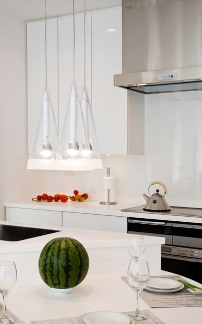 Modern Zen Design House modern-kitchen