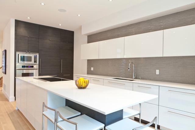 Modernist House Modern Kitchen Toronto By