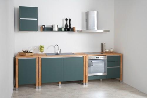 Modulküchen: So geht Kochen nach Baukastenprinzip