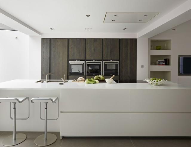Modulnova Fly Contemporary Kitchen London By