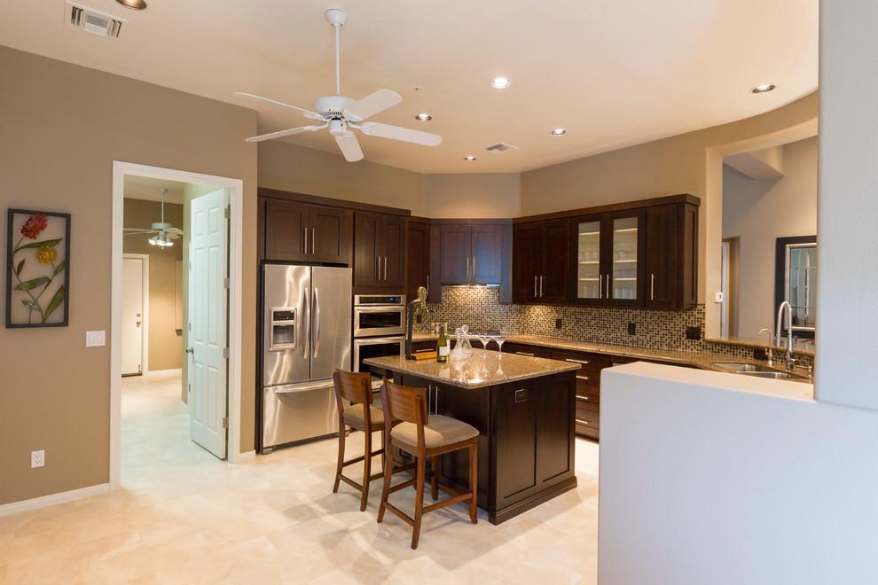 Mohawk Project - Transitional - Kitchen - Phoenix - by ...