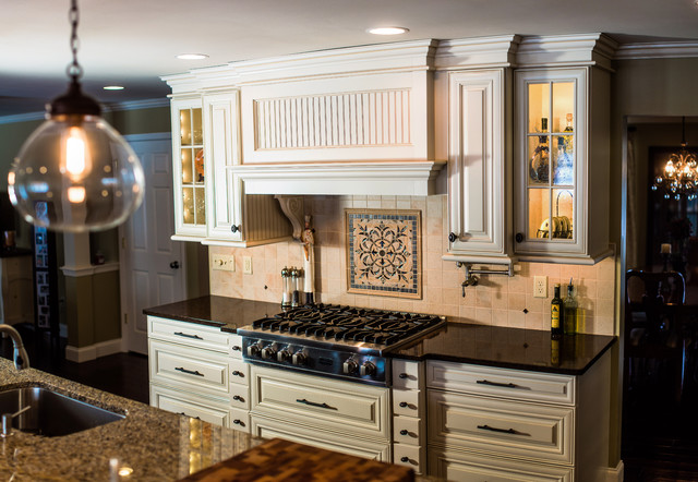 Mohnton | Berks County | Addition and Kitchen Remodel traditional-kitchen