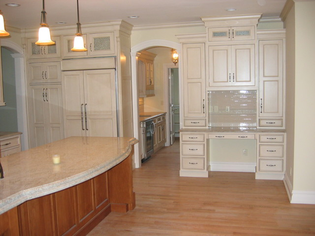Monmouth Beach NJ Traditional Kitchen New York By Designer Kitchen K