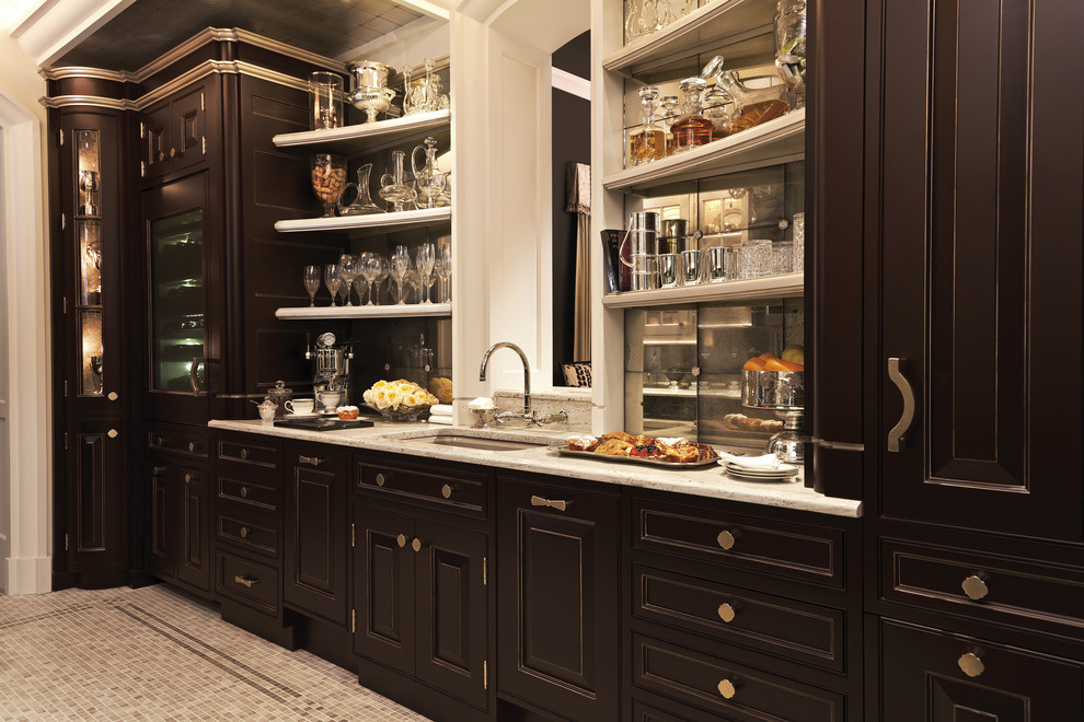 Monogram Design Gallery - Traditional - Kitchen - Miami ...