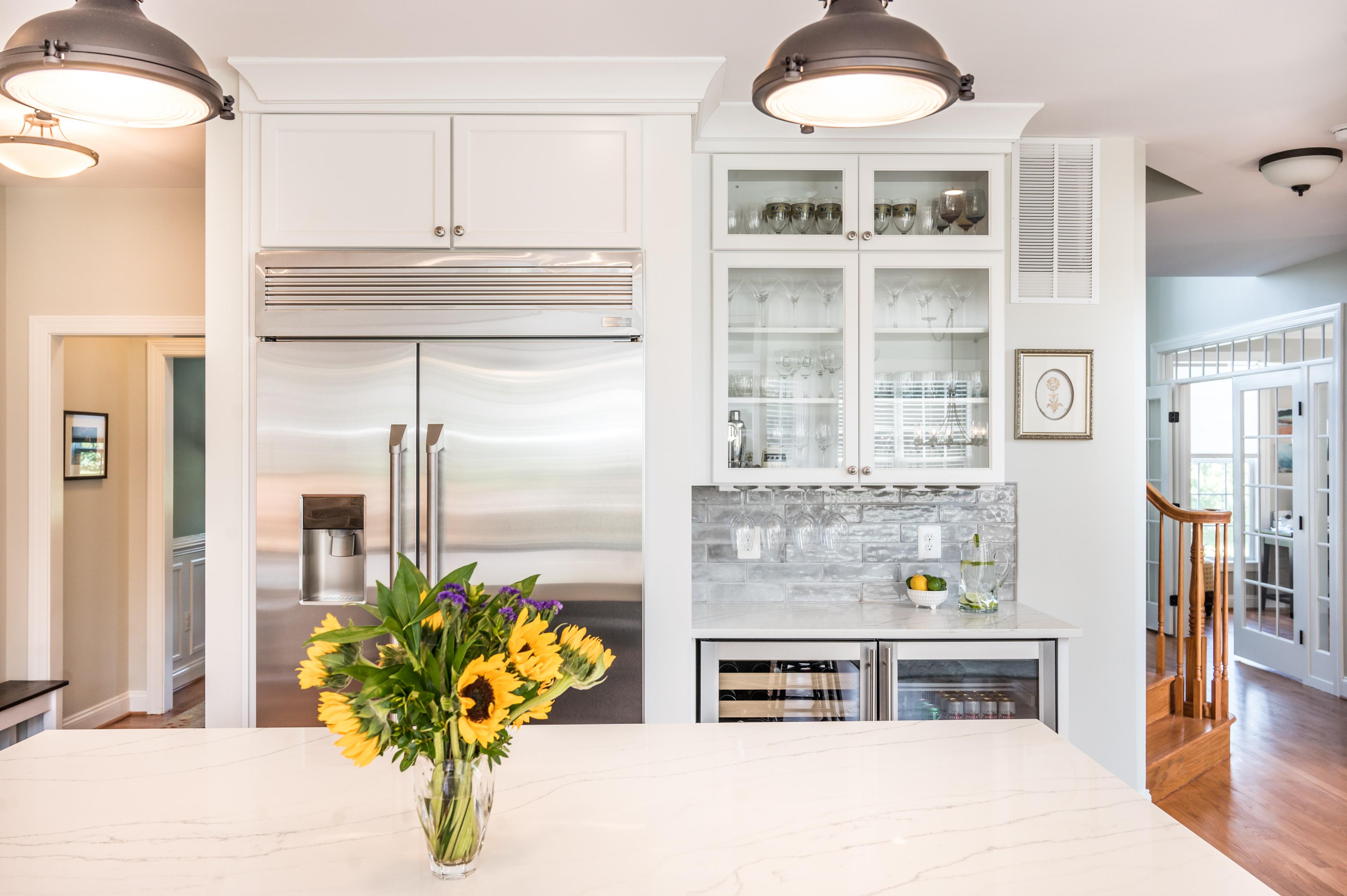 Monogram Refrigerator and Beverage Coolers
