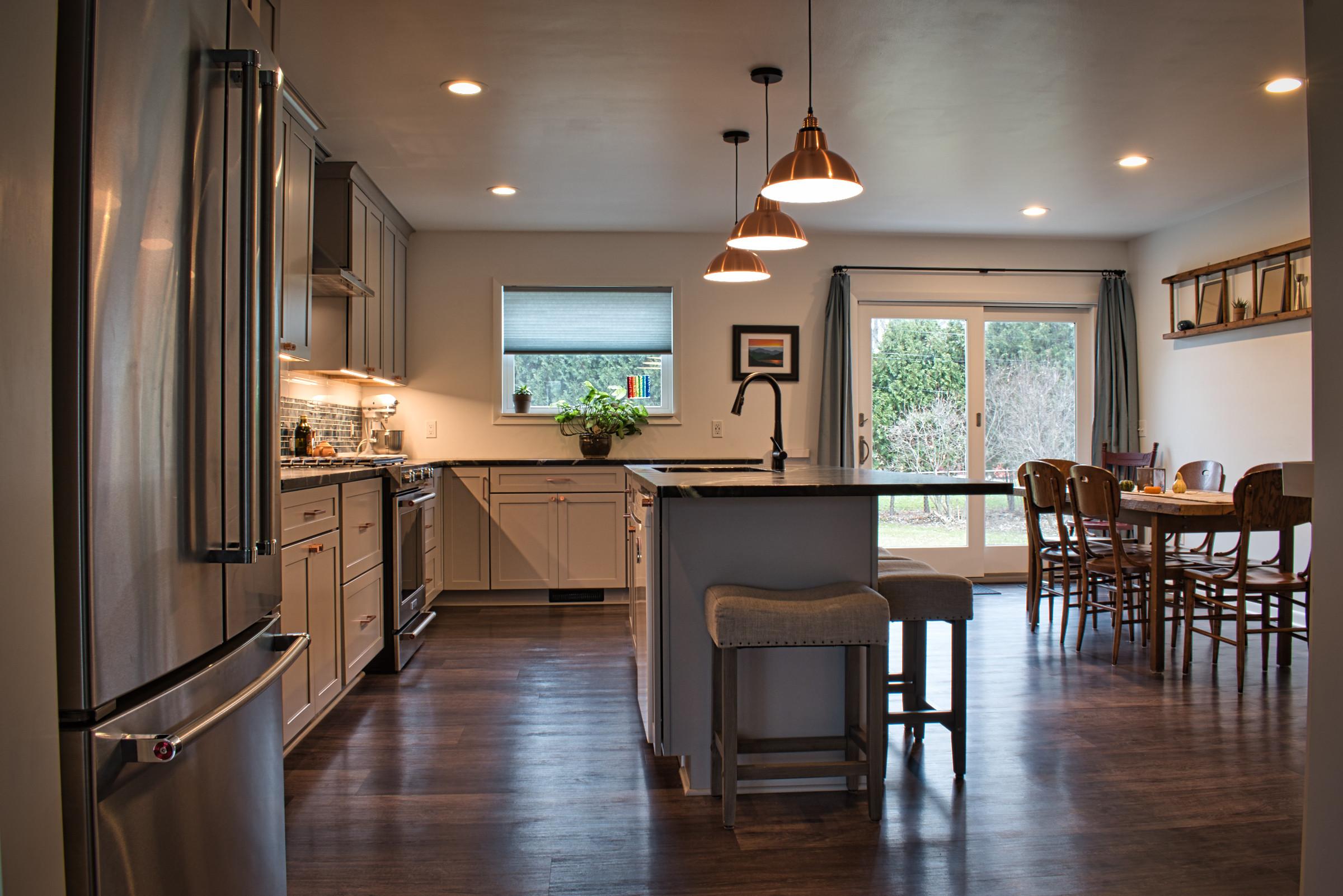 Monona, WI Kitchen Dining Addition / Remodel