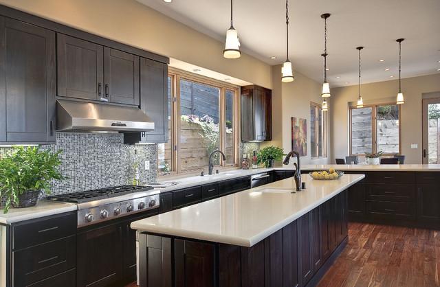 Montclair Hills Kitchen Design contemporary-kitchen