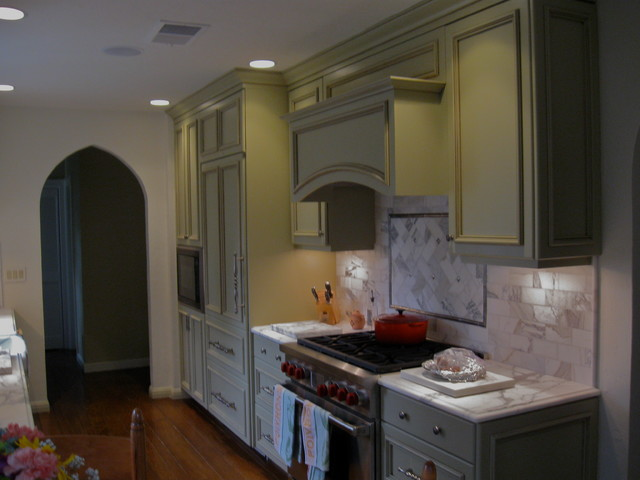 Montclair Kitchen traditional-kitchen
