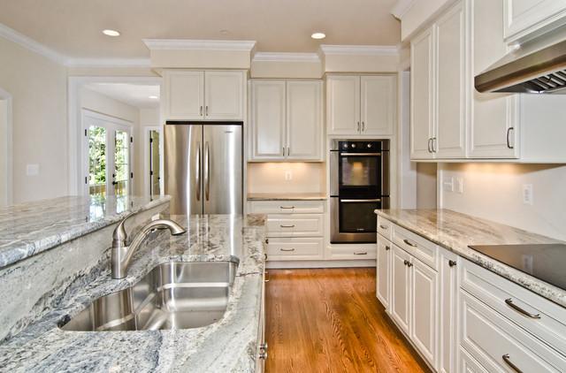 White Kitchen Rattan Stools