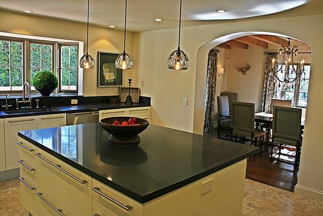 Montecito 1 mediterranean-kitchen