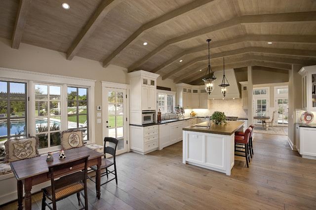 Montecito Cottage traditional-kitchen