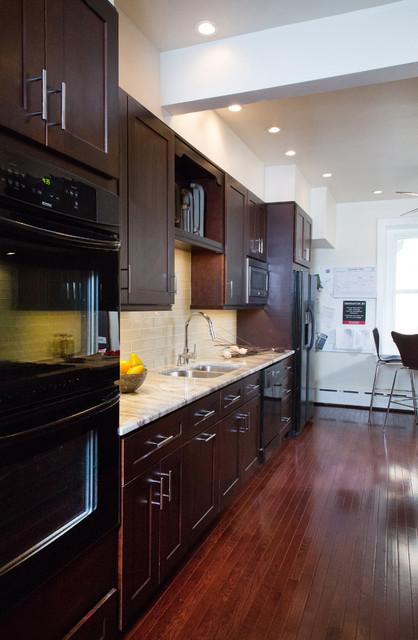 Montgomery County Elkins Park Pa Kitchen Remodel Transitional Kitchen Philadelphia By