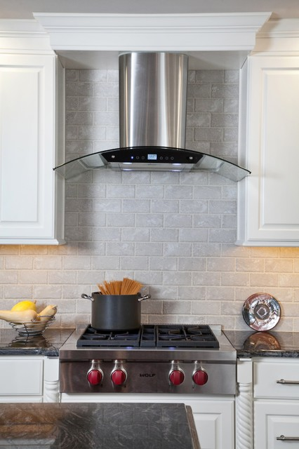 Montgomery County Fort Washington Kitchen Remodel Eclectic In Montco Transitional Kitchen