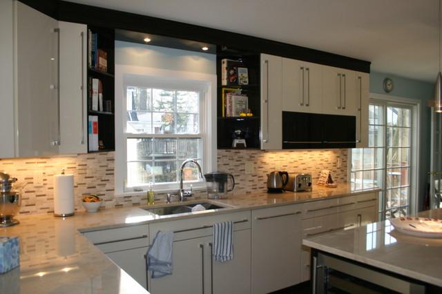 Montgomery Road, Scarsdale kitchen