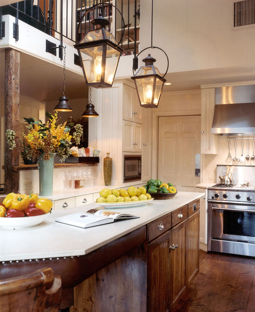 Montgomery Roth traditional-kitchen