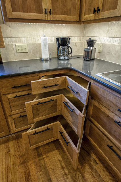 Monticello Kitchen Remodel - Traditional - Kitchen - other metro - by Monticello Homes & Development