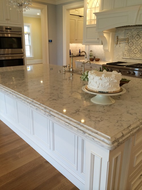 Are The Countertops LG Aria