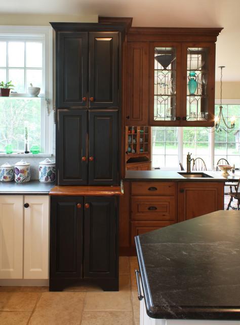 Montpelier Kitchen Remodel traditional-kitchen
