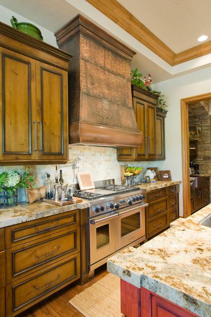 Moore Residence mediterranean-kitchen