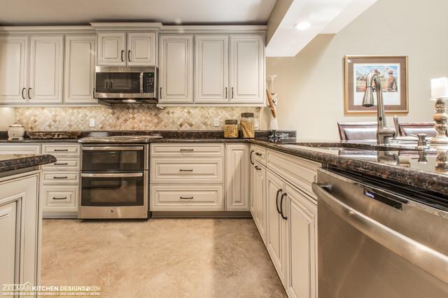 Mooser waypoint zelmar kitchen remodel traditional - Zelmar kitchen designs orlando fl ...