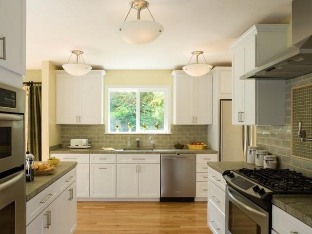 Moraga Kitchen contemporary-kitchen