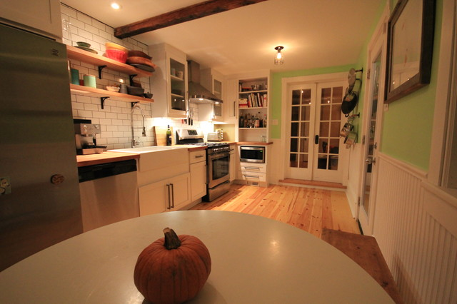 Moran St Halifax Ns Kitchen Renovation Traditional Kitchen Other Metro By Case Design