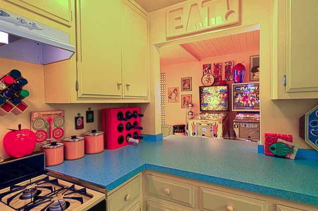 more - Eclectic - Kitchen - Los Angeles - by Alex Amend ...