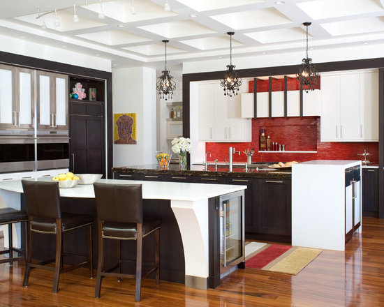 Sparkle Black Countertop Home Design Ideas, Pictures, Remodel and Decor