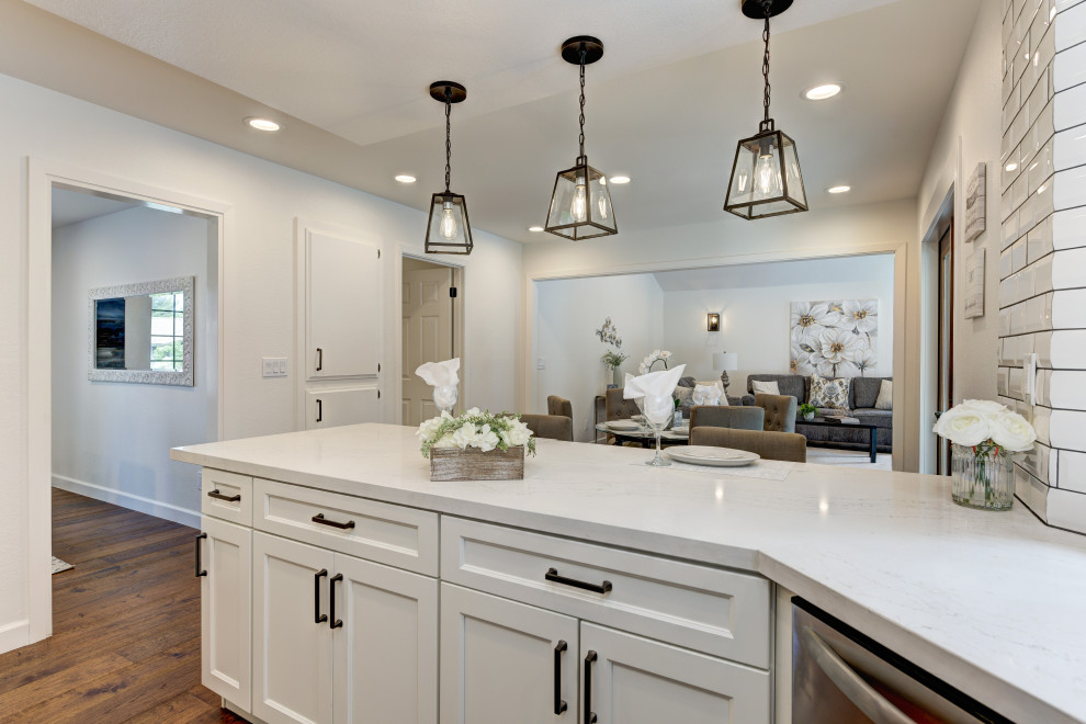 Morengo Drive Project - Concord CA - Transitional ...