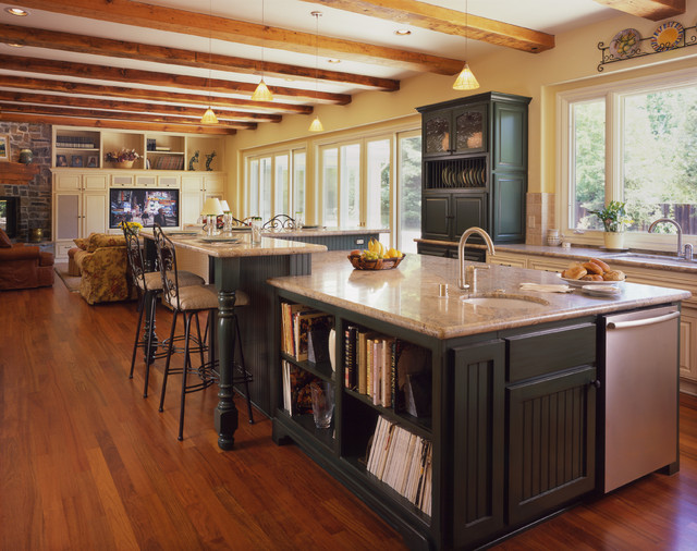 ... Residence - Traditional - Kitchen - sacramento - by Viray Design