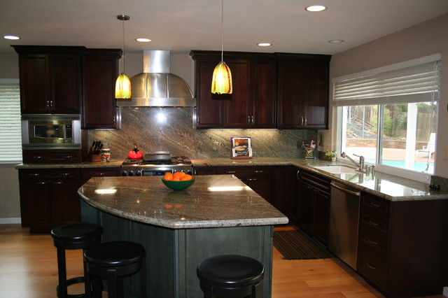Morley traditional-kitchen