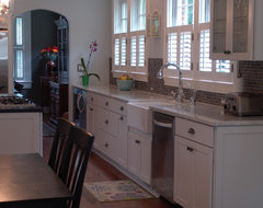 Morningside Kitchen Renovation traditional-kitchen