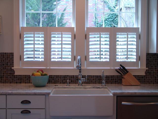 Morningside Kitchen Renovation Traditional