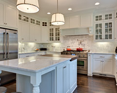 Morningside Make-Over traditional kitchen