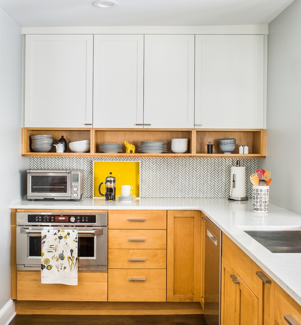 Morningside Modern Kitchen